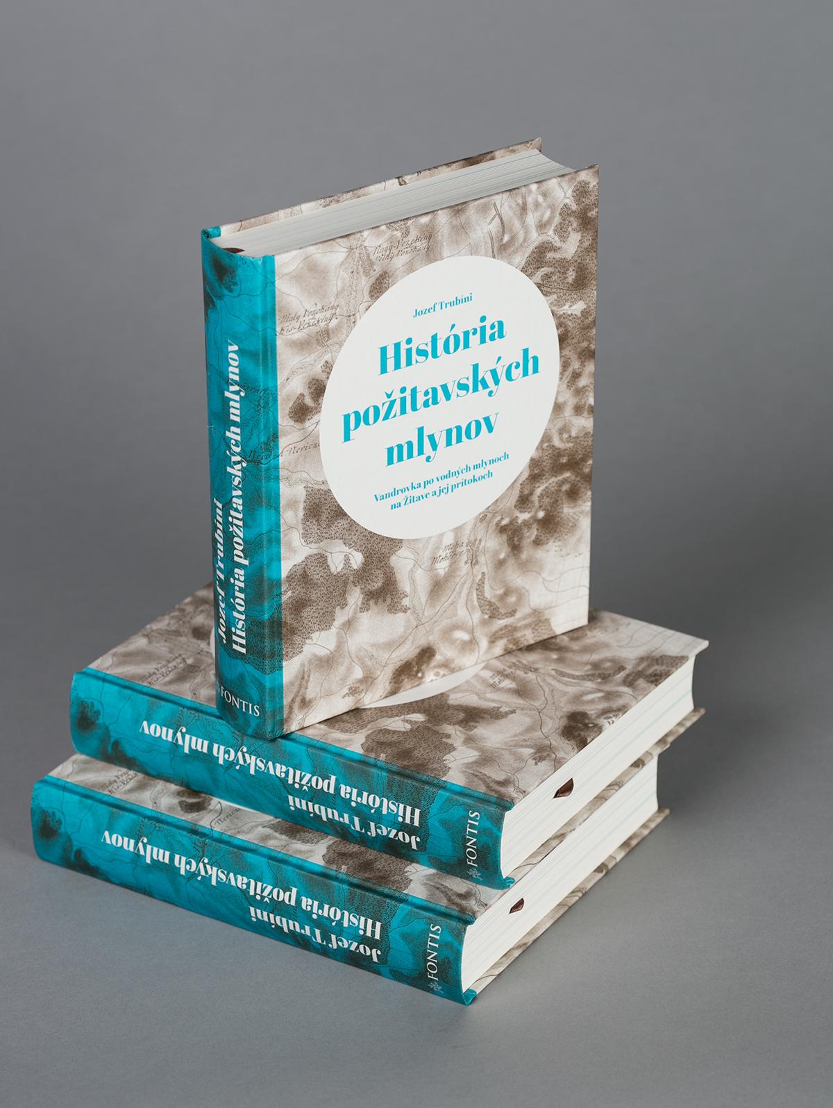 História Požitavských Mlynov